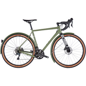 RONDO Mutt AL Audax Road Plus army green/black